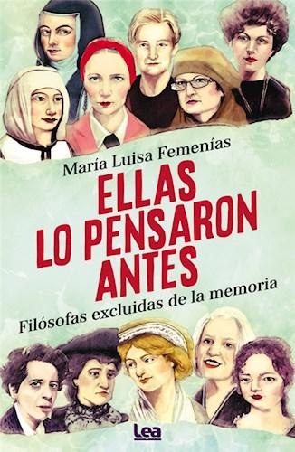 ELLAS LO PENSARON ANTES