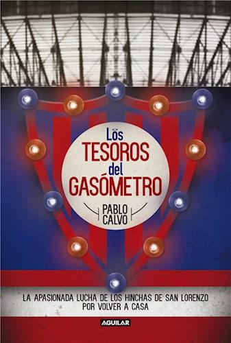 E-book Los tesoros del Gasómetro