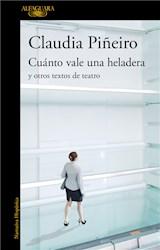 E-book Cuánto vale una heladera y otros textos de teatro