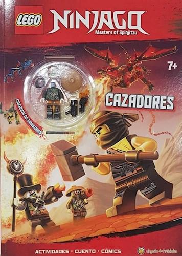 CAZADORES NINJAGO LEGO