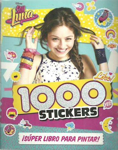 SOY LUNA 1000 STICKER