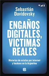 E-book Engaños digitales, víctimas reales