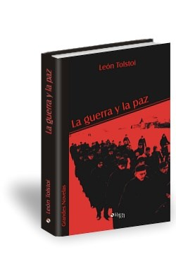 Libro La guerra y la paz