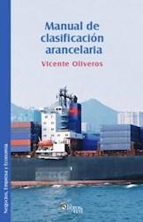 Manual de clasificación arancelaria