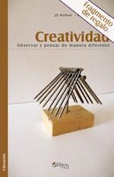 Creatividad. Observar y pensar de manera diferente - capítulo gratis
