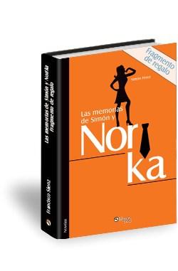 Libro Las memorias de Simón y Norika - capítulo gratis