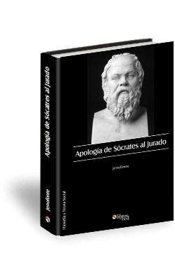 Libro Apología de Sócrates al jurado