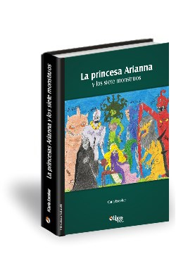 Libro La princesa Arianna y los siete monstruos
