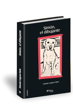 Libro Simón, el dibujante