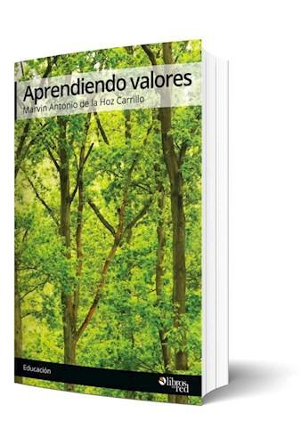 Libro Aprendiendo valores