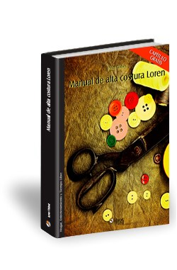 Libro Manual de alta costura Loren. Capítulo gratis