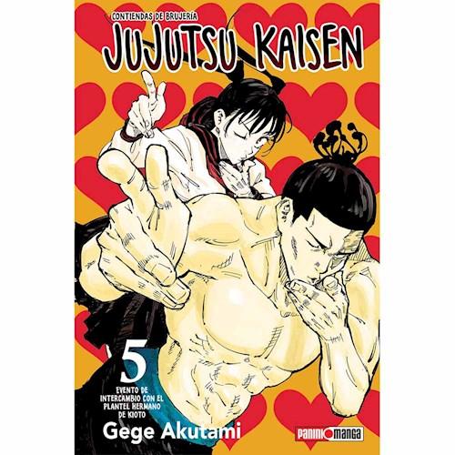 JUJUTSU KAISEN 05