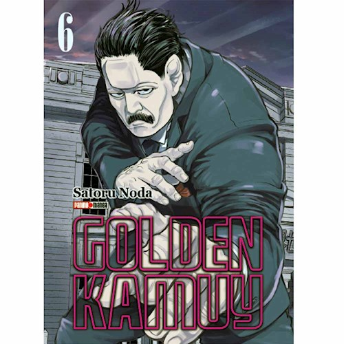 GOLDEN KAMUY 06