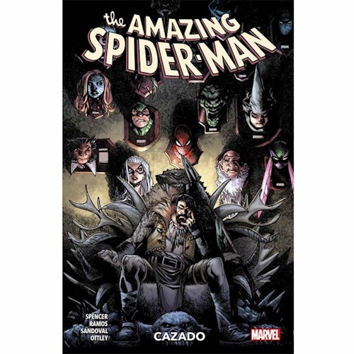 THE AMAZING SPIDER-MAN 02 CAZADO